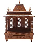 Shilpi Handcrafted Wooden Home Temple