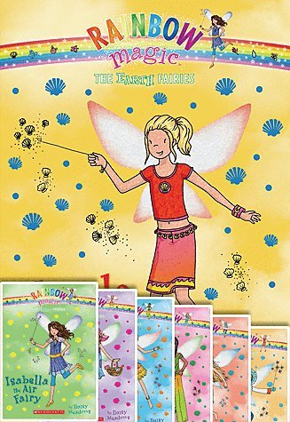 Rainbow Magic Earth Fairies Pack
