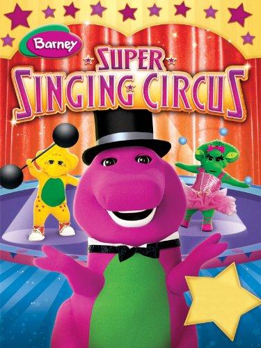 Barney: Super Singing Circus