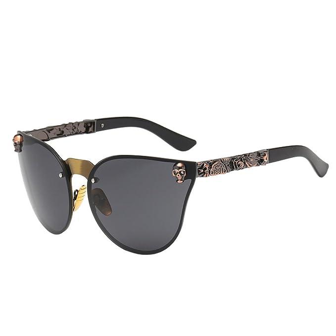 Zolimx Gafas de Sol Polarizadas Hombre Mujer | | Marca Retro | | Vintage | | Lentes Deportivas | | Grandes Lavanda Polarizado: Amazon.es: Ropa y accesorios