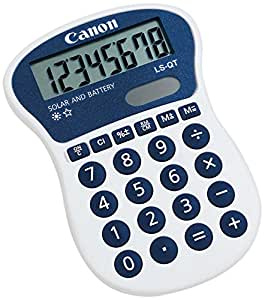 Canon LS-QT 8-Digit Handheld Calculator