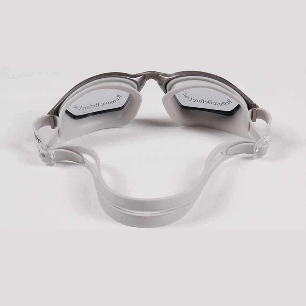 Minzhi Children Boy Girl Soft Silicone Swimming Goggles Kids Safety Outdoor Eyewear Anti-fog Waterproof Beach Swim Glasses
