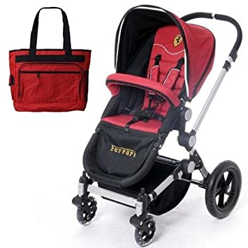 Amazon.com: Ferrari frb10100 Bee Bop carriola Cochecito con ...