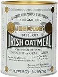 McCann's Irish Oatmeal, Steel Cut, 28 Ounce (Pack of 3)