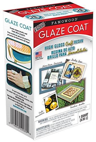 FamoWood Craft Glaze Coat Kit Quart