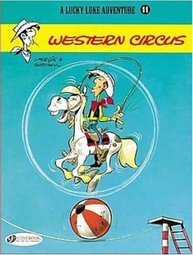 Western Circus (Lucky Luke) [Goscinny, Rene] (Tapa Blanda)