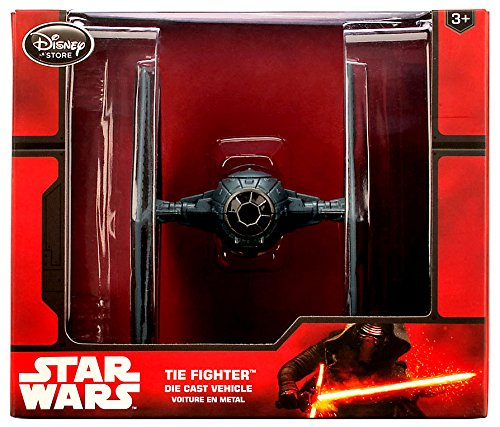 Disney Star Wars The Original Trilogy TIE Fighter Diecast Vehicle (Star Diecast Wars)