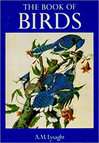 A.M Five Centuries of Bird Illustration by Lysaght Hardback The Book of Birds
