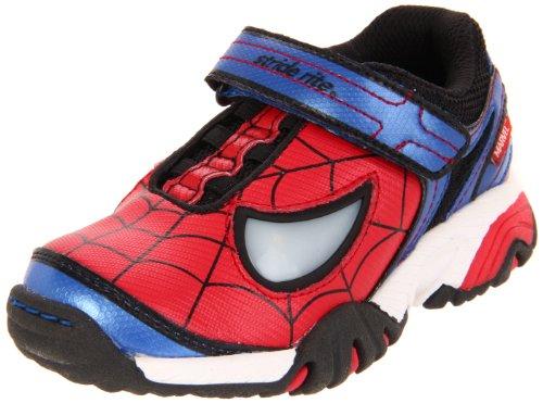 spiderman skechers
