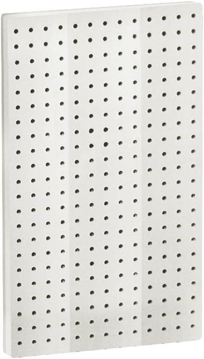 wei/ß Farbe Azar 771322-wht Stecktafel einseitig Wandpaneel 2er Pack