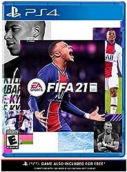FIFA 21 - Playstation 4 - Standard Edition - USA