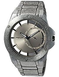 Kenneth Cole New York Men's 10030787 Transparency Analog Display Japanese Quartz Grey Watch