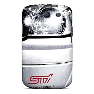 Premium JOR6417Noew Cases With Scratch-resistant/ Subaru Wrx Sti Cases Covers For Galaxy S3
