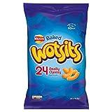 Walkers Wotsits Cheese Snacks 16g x - 22 per pack