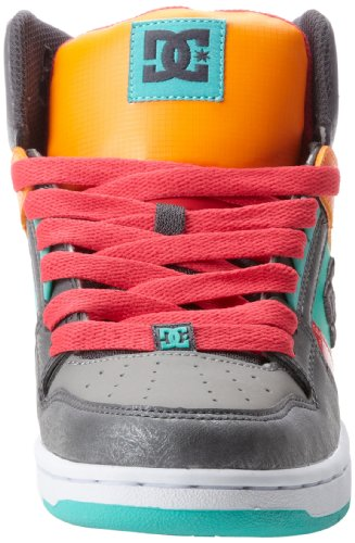 for nice for sale DC Youth Rebound Skate Shoes Dark Grey/Green low price fee shipping cheap online cheap for sale with paypal cheap price cheap price top quality R1XRI4kaK