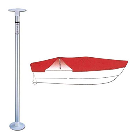 PARACHINI shop Poste Telescópico displuvio para Sostenere el Toalla para Barco copribarca