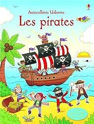 Les pirates - Premiers autocollants