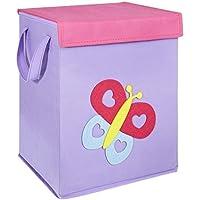 LOMOS caja para juguetes con diferentes motivos colorido
