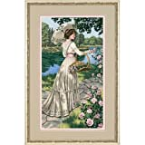 Dimensions Needlecrafts Counted Cross Stitch, A Summer Stroll