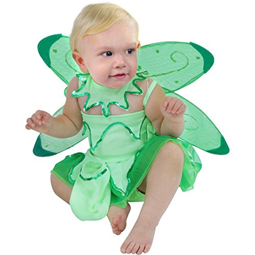 (Infant Baby Girl Tinkerbell Costume (6-18)