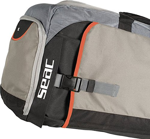 110 liter SEAC Tauchen Tasche MATE 200 HD 80 x 35 x 40 cm