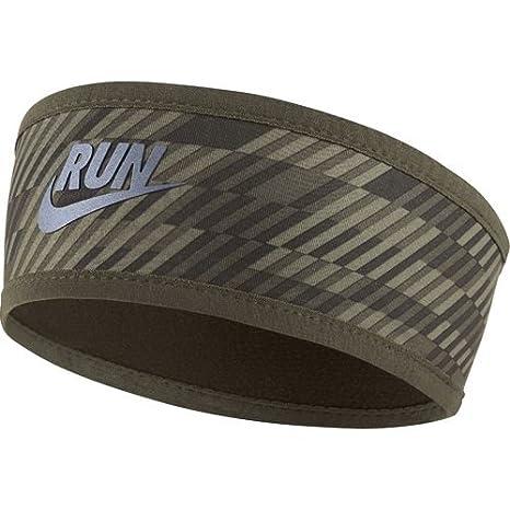 97ef1a4b5b4f5 Amazon.com   Nike Men s Run Hazard Headband (Beige Or Khaki