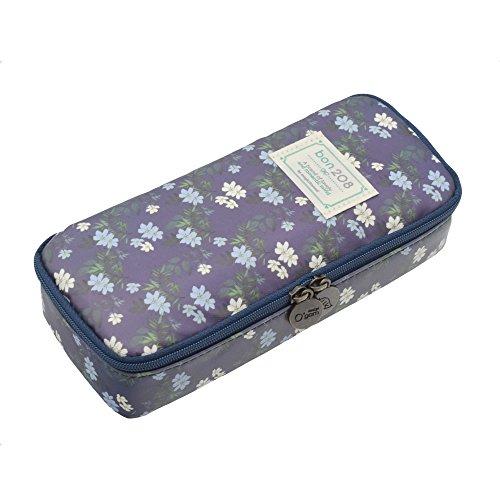 Pencil Case, Twinkle Club Cute Pen Bag Makeup Pouch Durable
