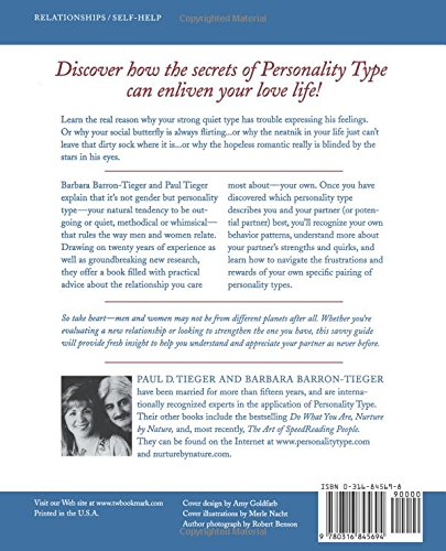 Male personality types dating advice