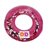 Dunkin' Donuts 30'' Inflateable Innertube (Strawberry Sprinkles, 30'')