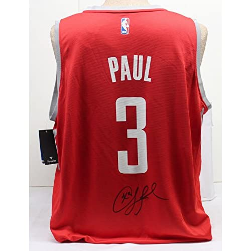 ... ireland autographed chris paul jersey cp3 fanatics tristar 7822835  fanatics authentic certified autographed nba 01daa 7f900 5b17ac6ea