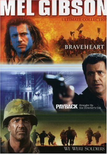 Mel Gibson Ultimate Collection (Braveheart / Payback - The Director's Cut / We Were Soldiers) by Paramount Home Video