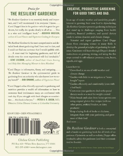 The Resilient Gardener: Food Production and Self-Reliance in Uncertain Times by Chelsea Green Pub Co (Image #2)