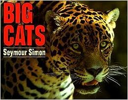 Big cats seymour simon 9780064461191 amazon books big cats fandeluxe Ebook collections
