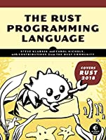 The Rust Programming Language Front Cover