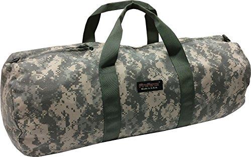 Fire Force Cordura Deluxe Duffel Bag Made in USA (Medium 30x14