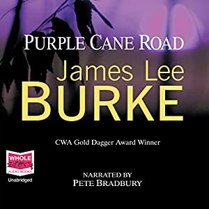 Purple Cane Road Audiobook