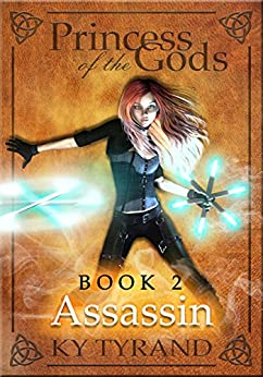 Assassin Princess Gods Book 2 ebook