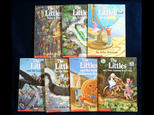 The Littles Collection (Littles Go to School, Littles Go Exploring, Littles Take a Trip, Littles and Their Amazing New Friend, Littles and the Great Halloween Scare, Littles to the Rescue, Littles and the Lost Children) (The Littles) (The Littles And The Great Halloween Scare)