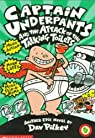 Captain Underpants and the Attack of the Talking Toilets par Pilkey