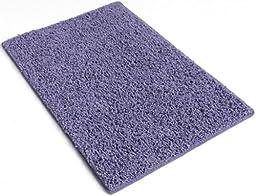 Pretty Plum Purple - 5\'x8\' Custom Carpet Area Rug