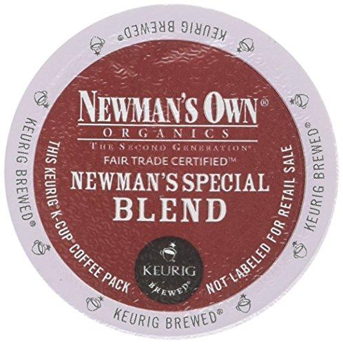 Newmans Organics Special Coffee Keurig