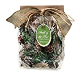 Aromatique Large 11 Ounce Bag Potpourri Smell of the Tree Decorative Fragrance