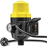 TROTEC Elektronische drukschakelaar TDP DSP automatische drukregeling van 1-fase waterpompen huiswaterpompen (max. 10…