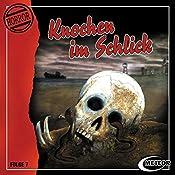 Knochen im Schlick (Meteor Horror 7) | Nikolaus Hartmann, Sascha Gutzeit