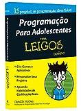 capa de Programação Para Adolescentes Para Leigos