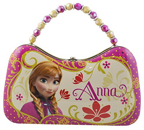 (Disney Frozen Tin Purse Lunch Box - Princess Anna)