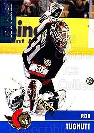 Amazon.com  (CI) Ron Tugnutt Hockey Card 1999-00 BAP Memorabilia ... 6d4eb094c