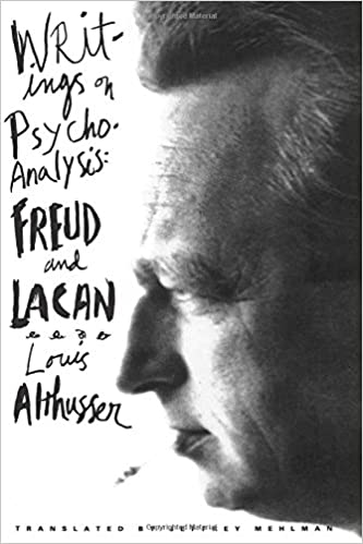 Analysis of althusser psychology ideological domination