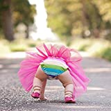 JoyJon Baby Girls Romper Unicorn Rainbow Print
