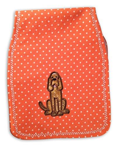 Gift For Baby Tennessee Volunteers Nursery Bundle Polka Dot by Mimis Favorite (Image #5)
